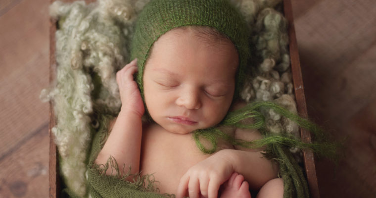 WNY newborn photographer