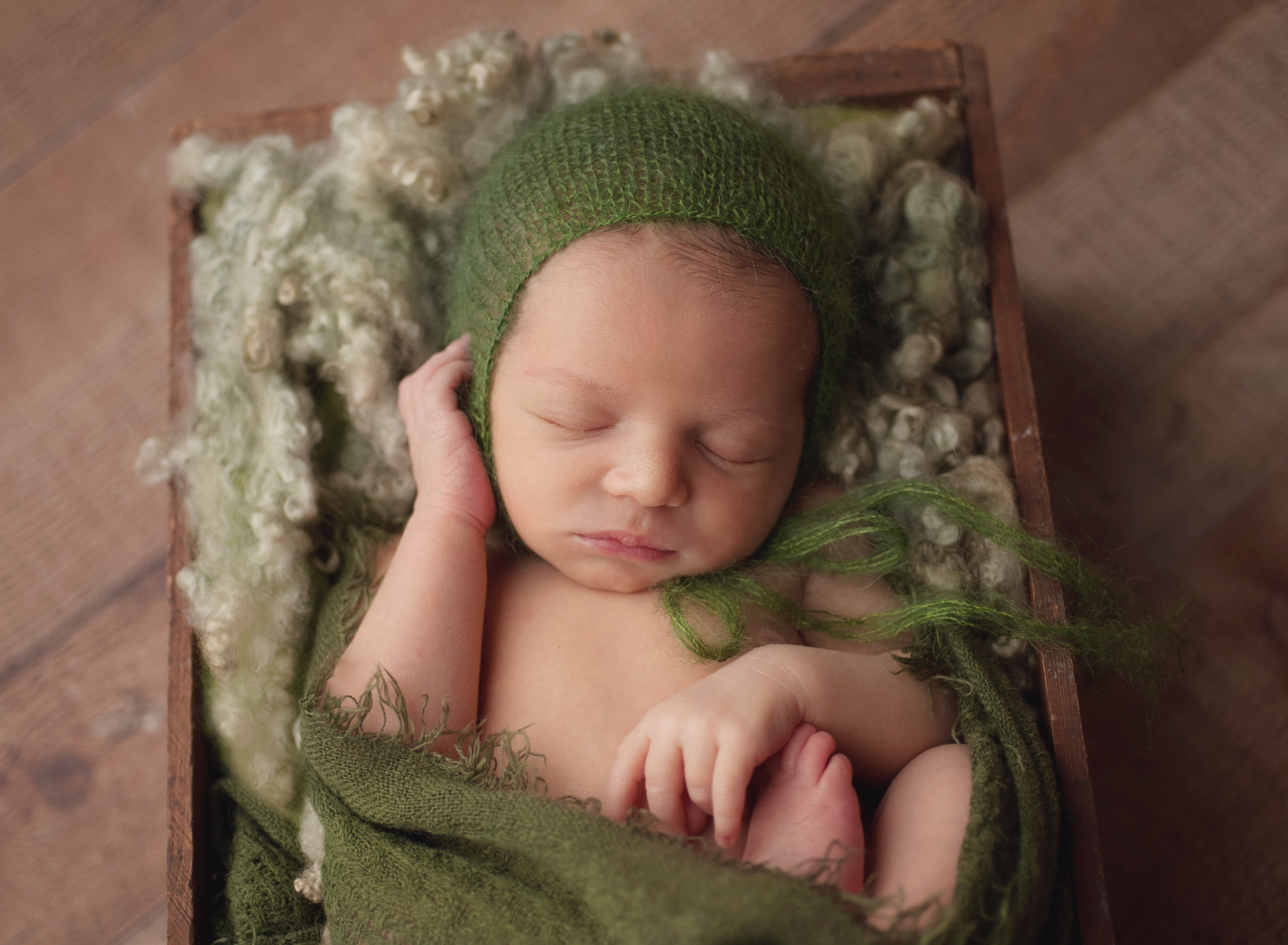 Gavin, Buffalo WNY Newborn Photographer