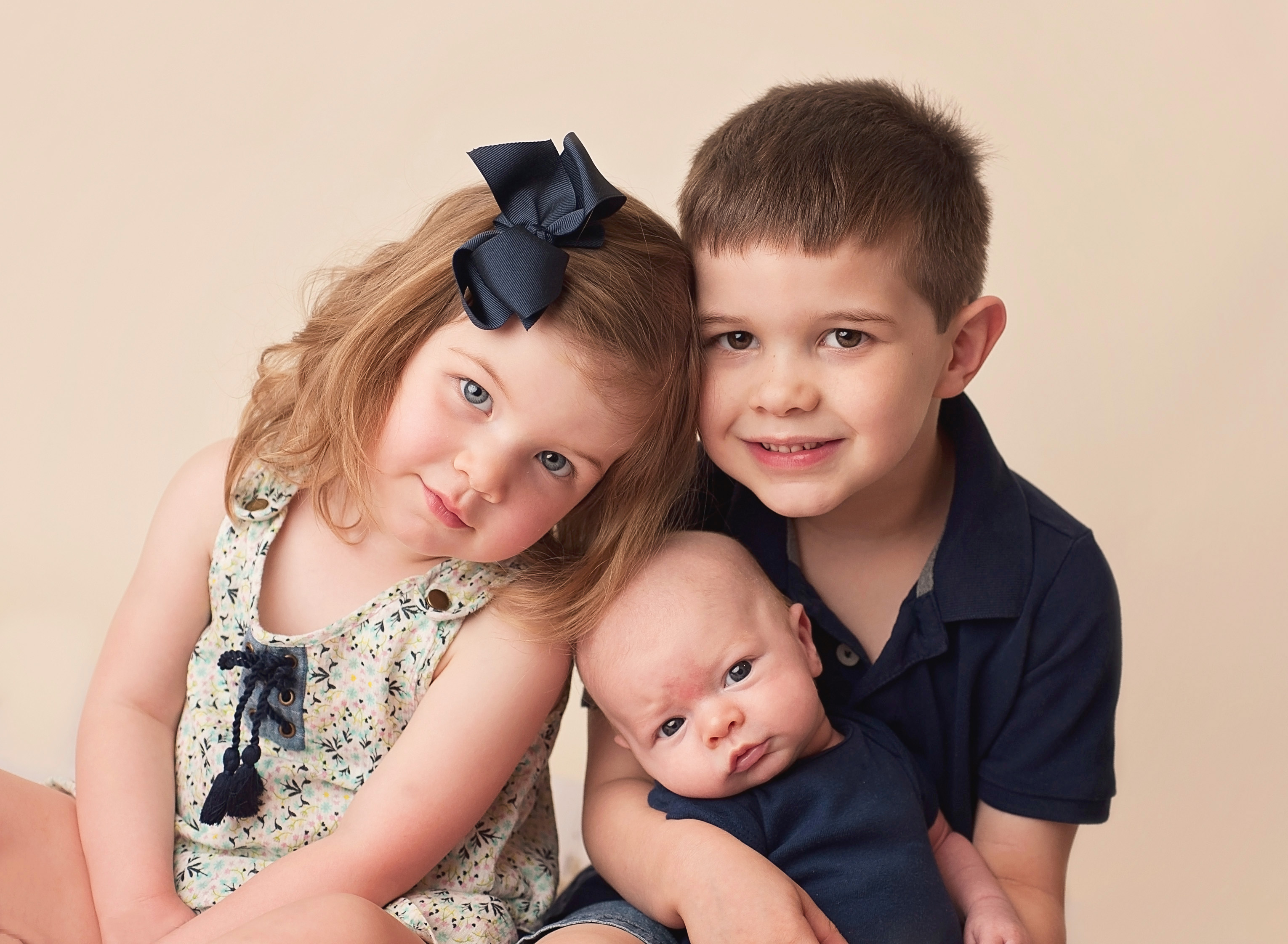 William, Kelsey and James – Buffalo, WNY Child Photographer