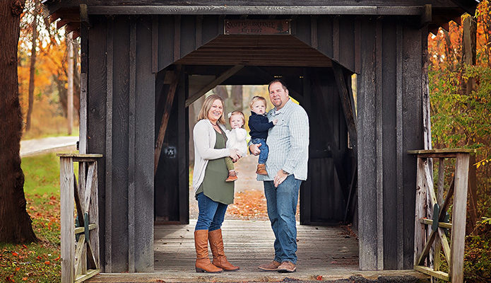 Western NY Family Photography, Spence Family