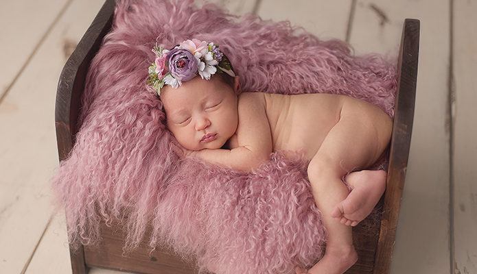 Buffalo NY Newborn Photographer, Natalie