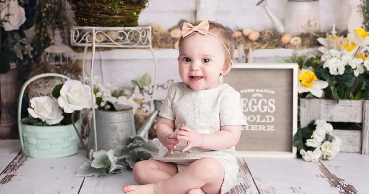 Easter Mini Session, Buffalo NY, Western NY Photographer, Emersyn