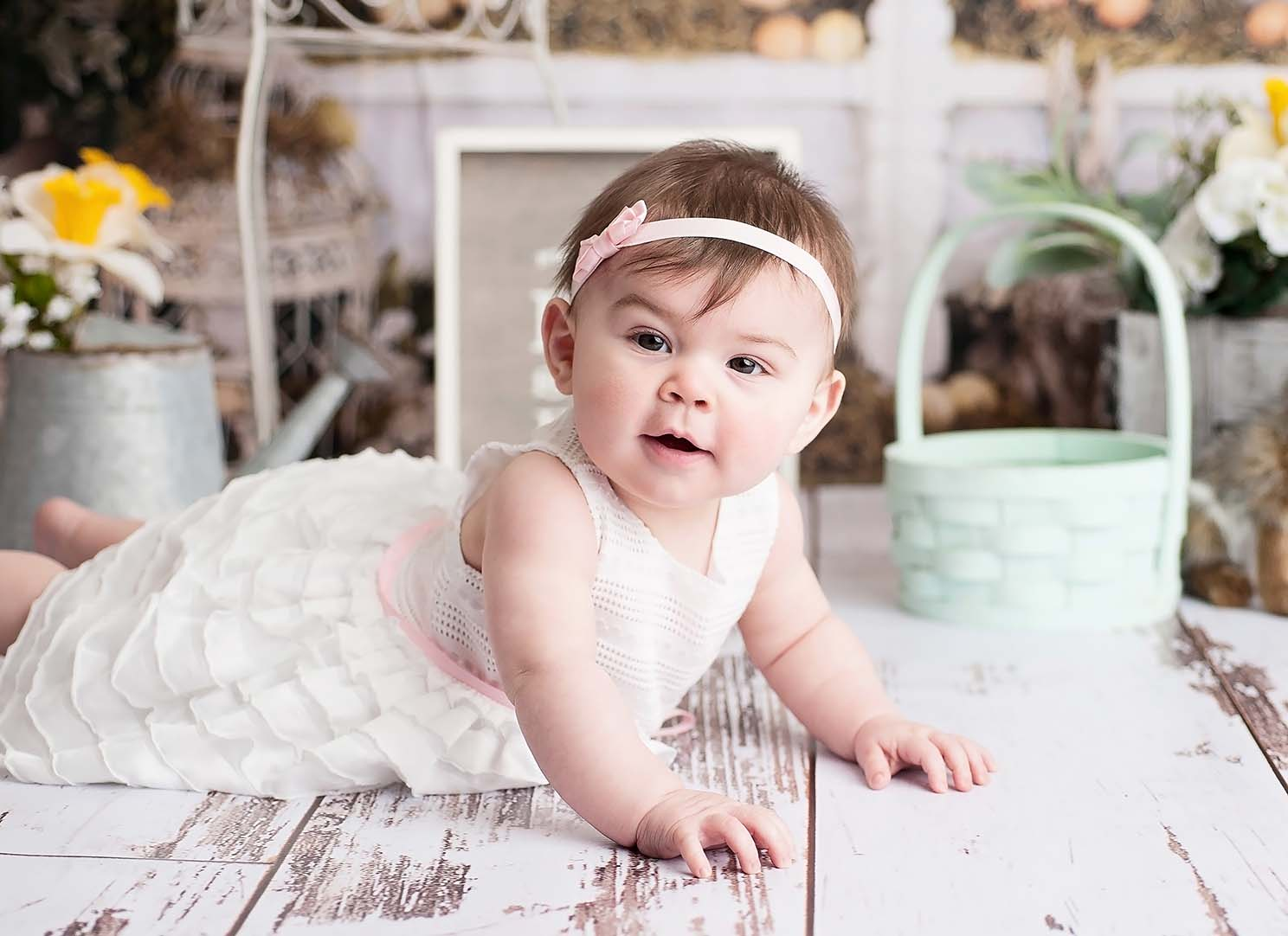 Easter Mini Session, Buffalo NY Photographer, Western NY Photographer, Madalyn